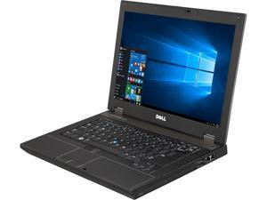 "Notebook Dell Latitude E5510 Core i5 2.53GHz 4Gb Ram 320 Gb 15.6"" HD DVD±RW (Webcam) Windows 7-10 Professional"