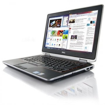 "Notebook Dell Latitude E6320 Core i7-2620M 2.7GHz 8 Gb Ram 500 Gb 13.3"" DVDRW WEBCAM Windows 7 Professional"