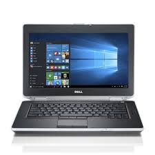 "Notebook Dell Latitude E6430 Core i7-3320-40M 3.2-4GHz MAX TURBO  4Gb Ram 240 ssd 14.1"" DVDRW Windows 10 Professional"