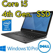 "Notebook Dell Latitude E7240 Core i5-4310U 4Gb 128Gb SSD 12.5"" WEBCAM Windows 10 Professional ( ILPREZZO PIU' BASSO IN EUROPA)"