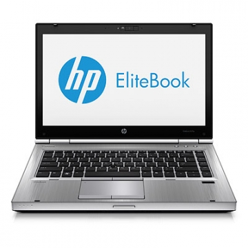 "Notebook HP EliteBook 8470p Core i7-3520M 2.9GHz 4Gb 500Gb 14.1"" LED HD Windows 7 pro scheda grafica dedicata da 1gb"