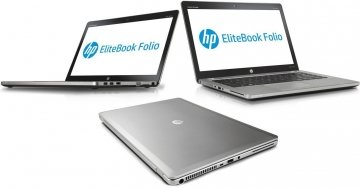 "Notebook HP EliteBook Folio 9470M Core i5-3437U 2.9 ghz max turbo 8Gb 180Gb SSD 14"" Windows 7 pro o 10 Pro"