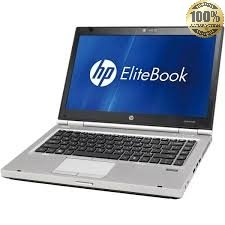 "Notebook HP Elitebook 8460p Core i5-2540M 2.6GHz 4Gb 500Gb DVDRW 14.1"" LED HD WEBCAM Windows 7-10 Professional"