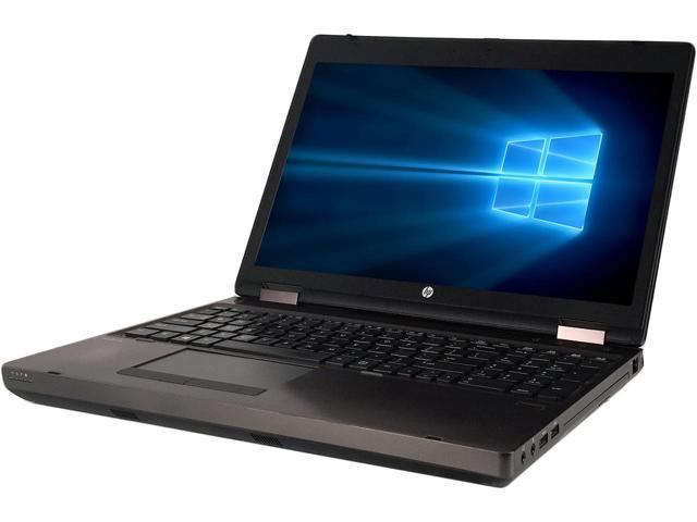 "Notebook HP ProBook 6570b Core i5-3230-3320M 2.8GHz 6Gb 500 HD 15.6"" LED DVD-RW SERIALE Windows 10 Pro"