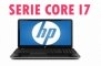 Notebook HP core I7