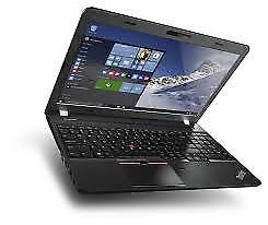 "Notebook Lenovo ThinkPad Edge E540 Core i5-4200M 2.5GHz 8Gb 500Gb 15.6"" LED Windows 10 Professional"