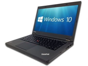 "Notebook Lenovo Thinkpad T440p Core i5-4300M 2.6GHz 8Gb 500Gb 14.1"" WEBCAM Windows 10 Professional"