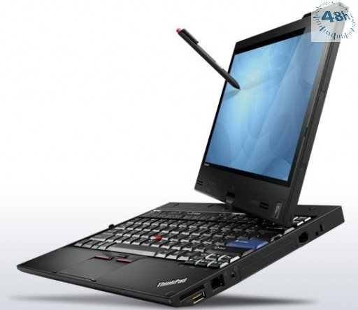 "Notebook Lenovo Thinkpad X220 Core i5-2520M 4Gb 128 SSD 12.1"" (WEBCAM) WXGA Windows 7-10 Professional-CON PENNINO"