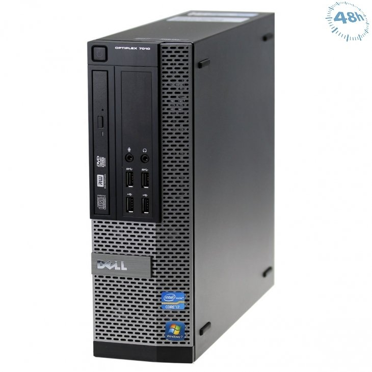 PC Dell Optiplex 7010 USDT Core i5-3470 3.2GHz 4Gb 500 Gb DVD-RW-WIFI Windows 10-7 Professional