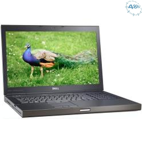"Precision M4700 15.6"" LED Notebook - Intel Core i7 -3740QM 3.70 GHz Max Turbo 16 Gb (2x8 gb ) 2 Hd 1Tb +256 ssd – 2GB SCHEDA VIDEO DEDICATA NVIDA QUADRO K 2000 -WINDOWS 7-10 PRO -GARANZIA"