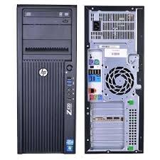 Workstation HP Z420 Xeon QUAD Core E5-1620 3.6GHz 8Gb 256Gb+500HD SSD QUADRO K2000 2Gb Windows 7/10 Professional