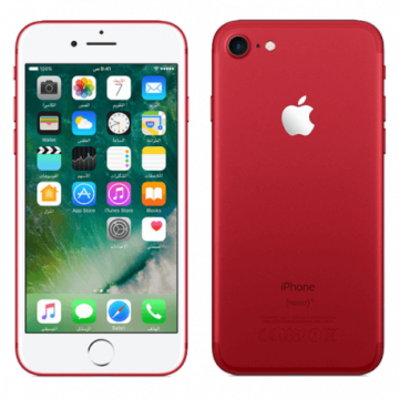 "Apple iPhone 7 Single SIM 4G 128GB Red - smartphones (11.9 cm (4.7""), 128 GB, 12 MP, iOS, 10, Red) (Ricondizionato)"