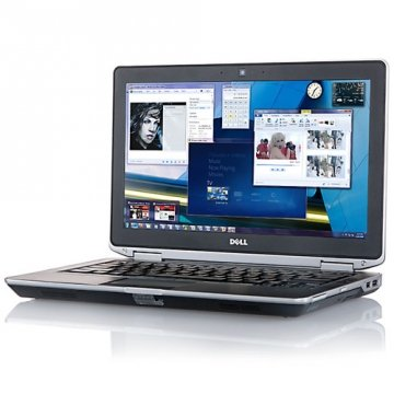 "DELL Latitude E6330 i5-3320M 4 GB 320HD -3.2 GHz Max turbo  13.3"" DVD-WIFI COVER IN CARBONIO 1366 x 768Pixe-CON WINDOWS 7-10 PRO GARANZIA (COME NUOVO)"