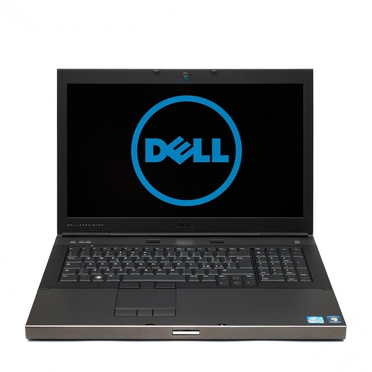 "DELL Precision M6600 Core I7 Workstation mobile 43,9 cm (17.3"") di seconda generazione i7-2920XM 16 GB DDR3-2 HD 500+240SSD SCHEDA VIDEO 2GB 3000K  Windows 10 PRO"