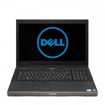 "DELL Precision M6600 Core I7 Workstation mobile 43,9 cm (17.3"")I7 2920XM 16 GB DDR3-2 HD 640+240SSD SCHEDA VIDEO 2GB 3000M  Windows 10 PRO"