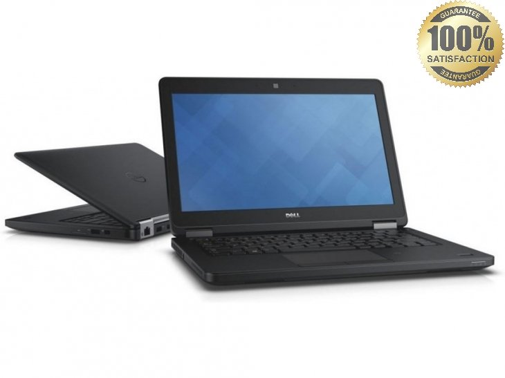 "Dell Laptop Latitude E5450 14"" i5 5200U 8GB RAM 256GB SSD webcam-wifi"