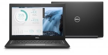Dell Latitude E7280, Intel Core i5-7300U, RAM 8GB DDR4, SSD M.2 256GB, Display 12.5'' Win 10