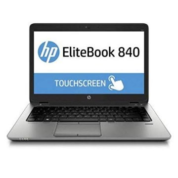 "HP ELITEBOOK 840 G2 TOUCH SCREEN , 14"", INTEL CORE I7-5600U @2.6GHZ, 8GB RAM, 500GB HDD, INTEL HD GRAPHICS 5500, WINDOWS 10 PRO Laptop (Certified Refurbished) 12 Mesi di Garanzia"
