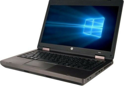 HP ProBook 6470b 4GB-320HD Computer portatile 3.1 GHz Max Turbo Intel® Core™ i5 di terza generazione i5-3210M –Windows 10 Pro-Garanzia 12 mesi