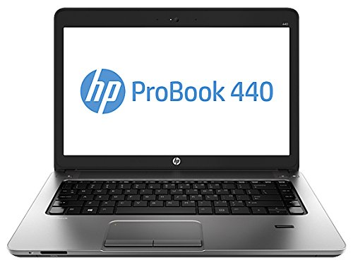 "HP Smart Buy ProBook 440 G1 Intel Core i5-4200M 2.50GHz Notebook PC - 8GB RAM, 500GB HDD, 14.0"" LED HD SuperMulti, Gigabit Ethernet, 802.11b/g/n, Bluetooth, Webcam, 6-cell 47Wh Li-Ion-Garanzia 12 mesi"