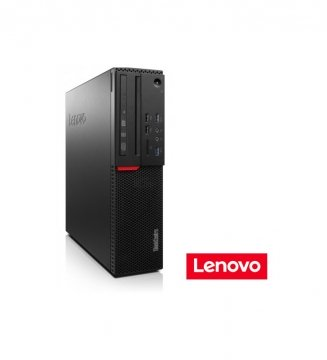 Lenovo ThinkCentre M83 - PCs/workstations (i5-4590, SFF, 64-bit, 3.7 GHz max turbo  HDD, Intel Core i5-4xxx, DVD±RW) 8GB 500HD –WINDOWS 10 PRO-Garanzia 12 mesi