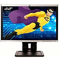 "MONITOR 22"" HP LP2205WG 22E ""  WIDE - 1680*1050- 16:10 -5MS -DVI-VGA- DISPLAY PORT - PIVOT – LCD"