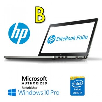 Notebook HP EliteBook Folio 9470M Core i5-3427U 4Gb-320 Grado B