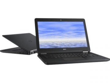 Notebook Portatile Dell Latitude E5250 Intel Core i5-5300U, RAM 4GB 256 ssd Display 12.5''WINDOWS 10 GARANZIA 12 MESI