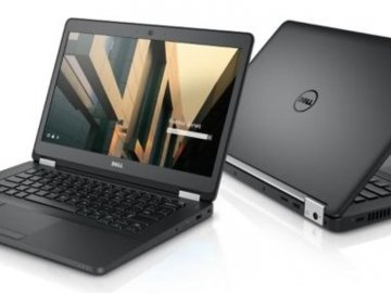 Notebook Portatile Dell Latitude E5470, Intel Core i5-6300U, RAM 8GB, SSD 256GB, Display 14''