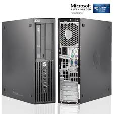 Workstation HP Z220 SFF Core i5-3470 3.4GHz 8Gb 500Gb WINDOWS 10 PRO